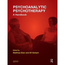 Psychoanalytic Psychotherapy: eBook von