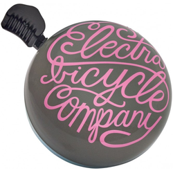 ELECTRA BICYCLE CO. DOMED RINGER Fahrradklingel script