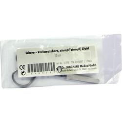 Verbandschere Stumpf/Stumpf 10 cm