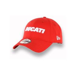 Cap NEW ERA - 940 Essential Wordmark Ss18 Ducati Sca (SCA)