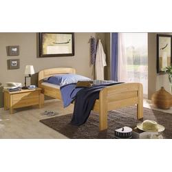 Comfort Seniorenbett Buche massiv