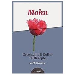 Mohn, m. Poster