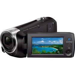 Sony HDR-PJ410 Camcorder (Full HD, NFC, WLAN (Wi-Fi), 30x opt. Zoom, Leistungsfähiger BIONZ X Bildprozessor)
