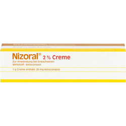 NIZORAL 2% Creme 30 g