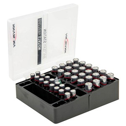 40 ANSMANN Batterien Batteriebox 24x AA Mignon-Batterien + 16x AAA Micro-Batterien 1,5 V