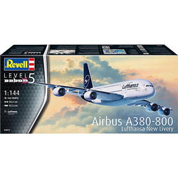 Airbus A380-800 Lufthansa New Livery 1:144