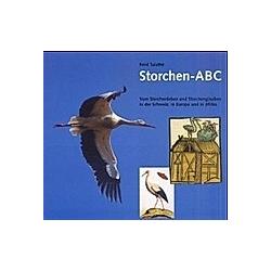 Storchen-ABC. René Salathé  - Buch