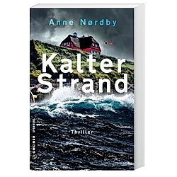 Kalter Strand. Anne Nørdby  - Buch