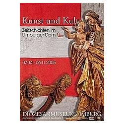Kunst und Kult  Zeitschichten im Limburger Dom - Buch