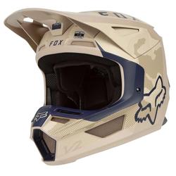 Fox Motocross-Helm V2 Speyer - Sand