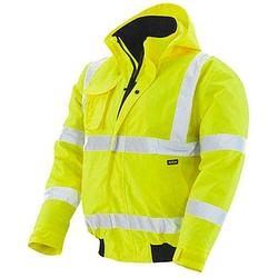 teXXor® Herren Winterjacke WHISTLER gelb Größe XL