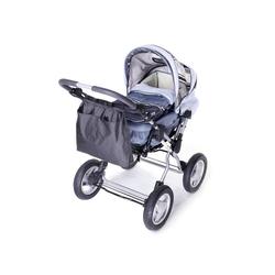 Reer Kinderwagen-Transporttasche Tasche für Kinderwagen, Sportwagen und Buggys