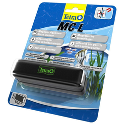 Tetra Reinigungsschwamm Tetra Magnet Cleaner L, Scheibenreiniger für die Aquariumpflege