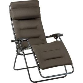 Lafuma Rsx Clip AirComfort Relaxsessel 68 x 88 x 115 cm taupe klappbar