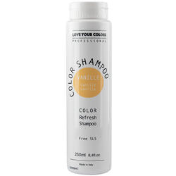 Rock Your Hair Love Your Colors Color Shampoo Vanille 250 ml