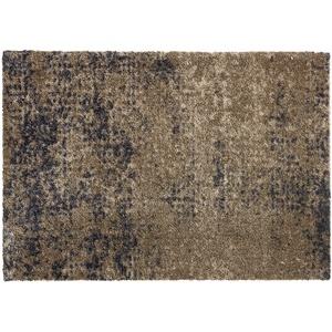 Schöner Wohnen Kollektion Rutschhemmende Sauberlaufmatten Manhattan – waschbarer Teppichläufer – strapazierfähige Schmutzfangmatten – (Vintage Taupe, 67 x 100 cm)