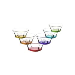 LAV Dessertschale Glasschalen Dessertschalen, Glas, (6-tlg)