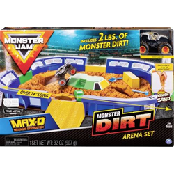 Spin Mater Monster Jam Dirt Arena MNJ Monster Jam Dirt Arena MNJ Monster Jam Dirt Arena 1St.