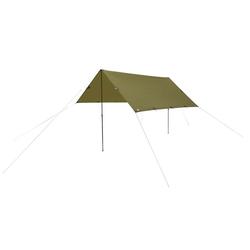 Robens Tarp 3x3 - Zeltplane Dark Green