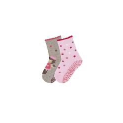 Sterntaler® Socken FliesenFlitzer AIR Winter Glitzer Flitzer AIR grau 22