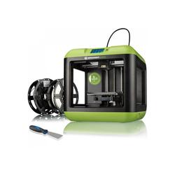 BRESSER 3D-Drucker SAURUS Einsteiger WLAN 3D Drucker mit Filament
