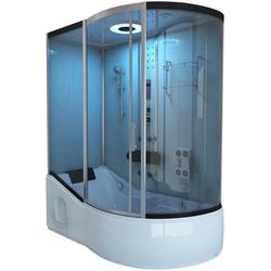 HOME DELUXE Komplettdusche ALL IN - 2 in 1, BxT: 170x90 cm, Sicherheitsglas, 1-tlg., Wanne und Dusche