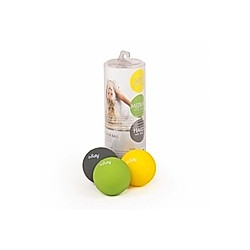 Faszien-Massage-Ball, 3er Set
