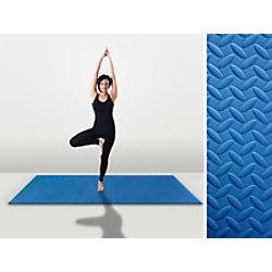 Casa Pura Gymnastikmatte EVA Blau 900 x 1900 mm