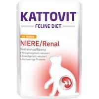 Kattovit Niere/Renal Huhn 24 x 85 g