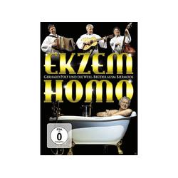 Die Well-Brüder ausm Biermoos: Ekzem Homo DVD