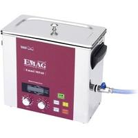 Emmi-Dent Emag EMMI-MF60 Ultraschallreiniger Werkstatt, Universal 6l mit Heizung