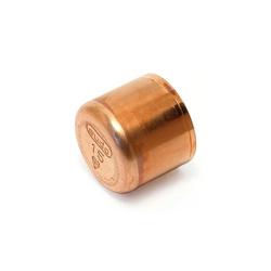 Kupfer Lötfitting Kappe 18 mm