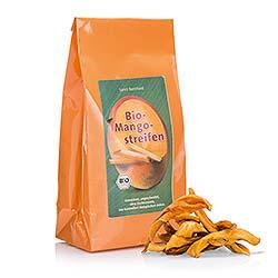 Bio-Mango-Streifen