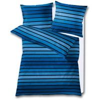 Kleine Wolke Neapel königsblau 135 x 200 cm + 80 x 80 cm