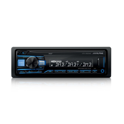 ALPINE Audio-System (Alpine UTE-202DAB, DAB USB MP3, 1-DIN Autoradio)