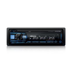 ALPINE Audio-System (Alpine UTE-202DAB, DAB USB MP3, 1-DIN Autoradio)