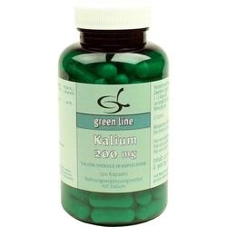 KALIUM 200 mg Kapseln 120 St.
