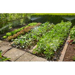 GARDENA Bewässerungssystem Micro-Drip-System, 13015-20, Start-Set Pflanzflächen schwarz Bewässerungssysteme Bewässerung Garten Balkon