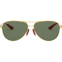 gold-grey-bordeaux / green classic