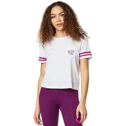 Tshirt FOX - Raleigh Ss Top White (008)