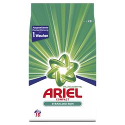 Ariel Compact Regulär Waschpulver, Für strahlende Sauberkeit und frischen Duft, 1,35 kg - Packung für ca. 18 Waschladungen