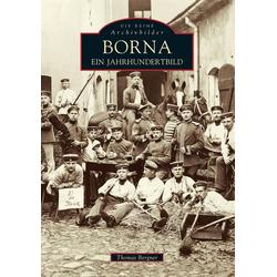 Borna als Buch von Thomas Bergner