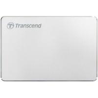 Transcend StoreJet 25C3S 2 TB USB 3.1 silber