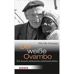 Der weiße Ovambo als Buch von Nils Ole Oermann