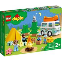Lego Duplo Familienabenteuer mit Campingbus 10946
