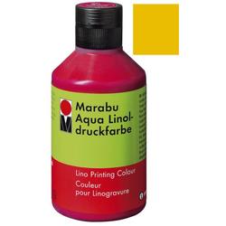 MARABU MARABU 1510 13 021 250ml Linoldruckfarbe Aqua m.gelb