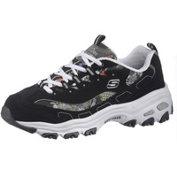 SKECHERS D' Lites - Floral Days black/ white, 40