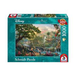 Schmidt Spiele Puzzle Puzzle 1000 Teile Thomas Kinkade Disney, Puzzleteile