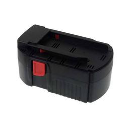 Powery Akku für Hilti Handkreissäge WSC 55-A24, 24V, NiMH