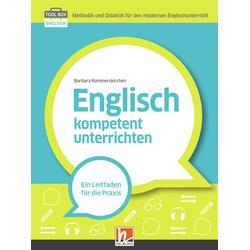 Englisch kompetent unterrichten als Buch von Barbara Rommerskirchen